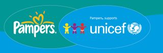 Pampers-supports-unicef-