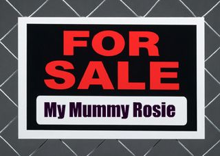 Selling mummy