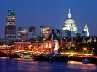 London Skyline_ England