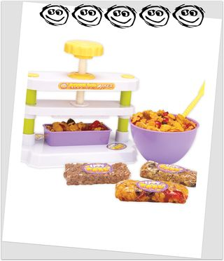 CEREAL BAR MAKER