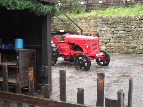 Farmyard Chatsworth