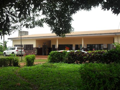Health centre Cameroon Africa
