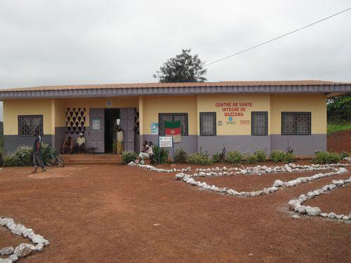 Health Centre Bazzama Cameroon