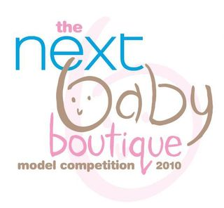 Next Baby Boutique Model Competition 2010