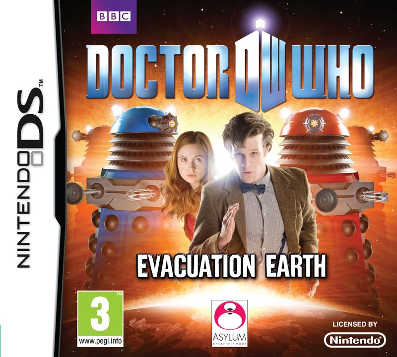 Dr Who DS