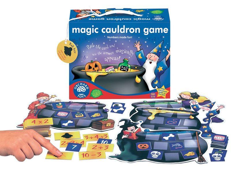 Magic Cauldron Game Orchard Toys