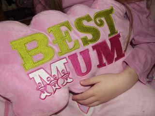 Best mum cushion