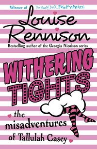 Withering Tights paperback cover