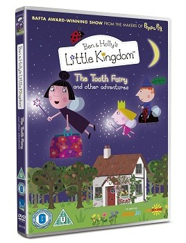 Ben and Holly's Little Kingdom DVD