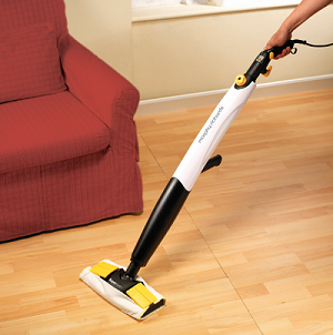 SuperSteam mop and cleaner