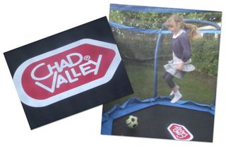 Chad Valley trampoline