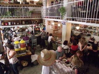 Machneyuda Restaurant Jerusalem