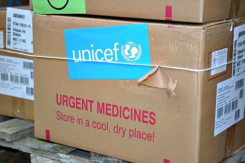 Urgent Medicines UNICEF