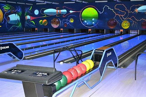 Bowling, Center Parcs Sherwood Forest