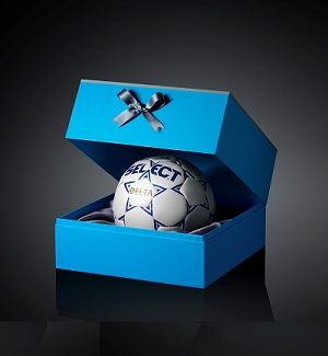 Football UNICEF Inspired Gift