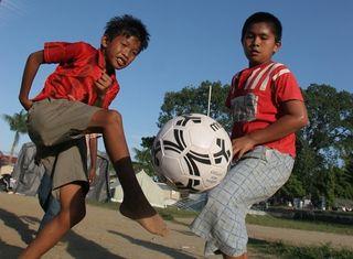 UNICEF Football