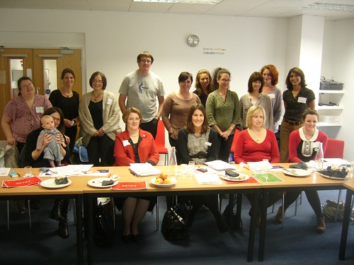 Meningitis Blogger Day