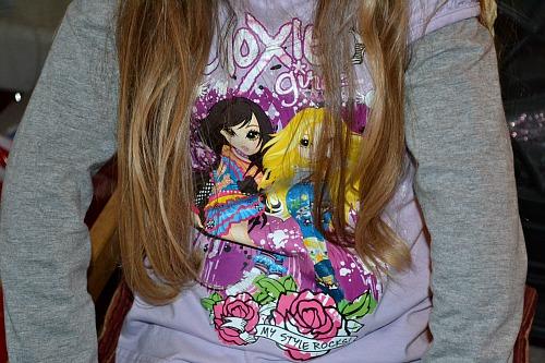 Moxie Girlz t-shirt
