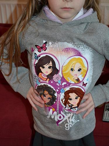 Moxie Girlz hoodie